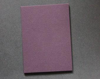 Studio Sale - Plum A6 cardstock