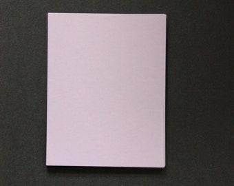 Studio Sale - Lilac A2 cardstock