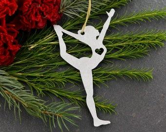 Yoga ornament | Etsy