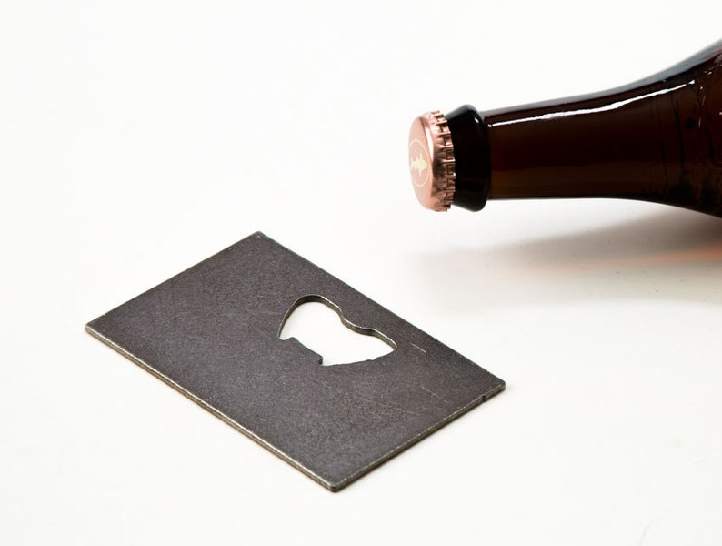 Indiana State Bottle Opener