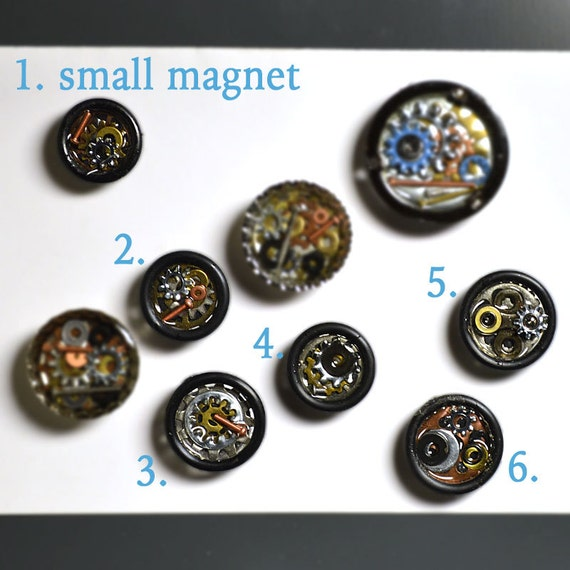 Bicycle gear magnets, hardware magnet, small magnet