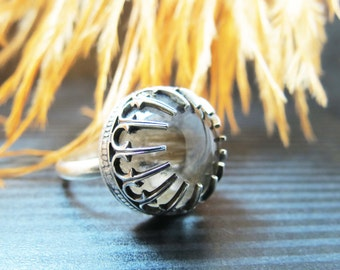 Archibald  Keepsake Hair ring