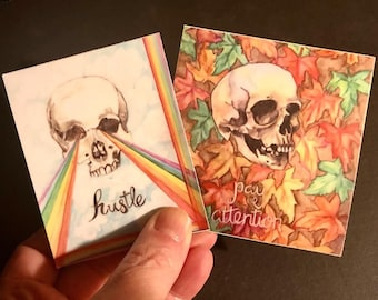 Death Positive Stickers