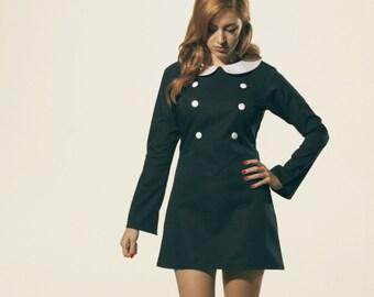 f87693375840f Peter pan collar dress