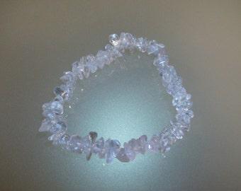 Rock Crystal Baroque Bracelet