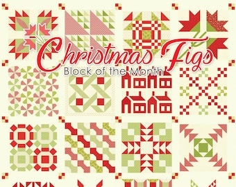 Christmas Figs book