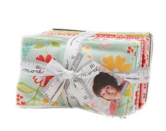 Flower Mill Fat Eighth Bundle by Corey Yoder, Little Miss Shabby for Moda Fabrics 29030F8
