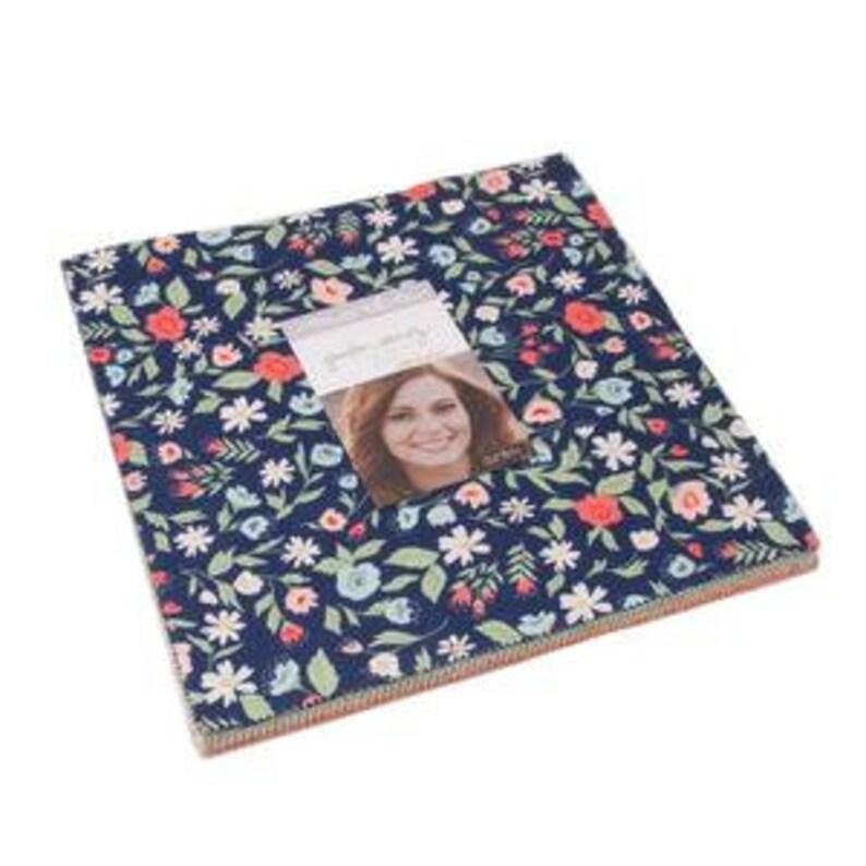 Garden Variety Layer Cake by Lella Botique for Moda Fabrics SKU# 5070LC