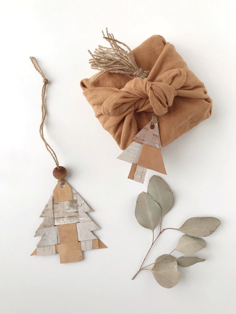 RUG and WEAVE  December 12   Sustainable Wooden Ornaments image 0