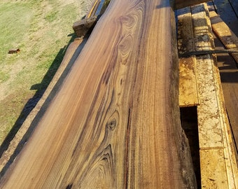 Live edge Sinker Cypress Wood Slab (Priced per BF) (Pick up or call for  custom shipping based on size) 310095cbe