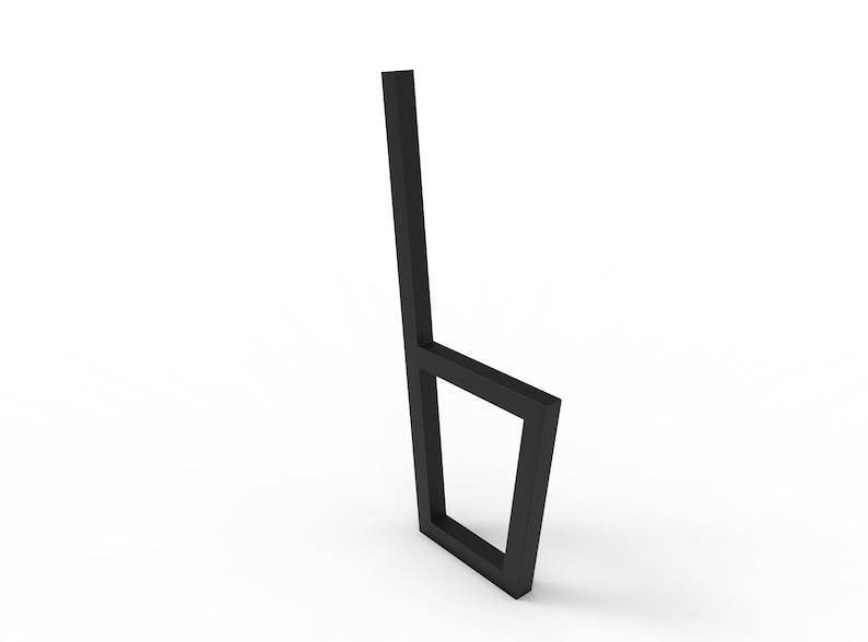 Bench Base Frame