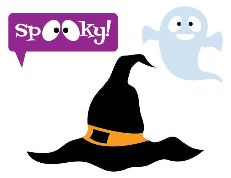 Halloween DIY PhotoBooth Props Kid Friendly PhotoBooth Props Instant Download Halloween Photo Booth Props Printable Photo Booth Props