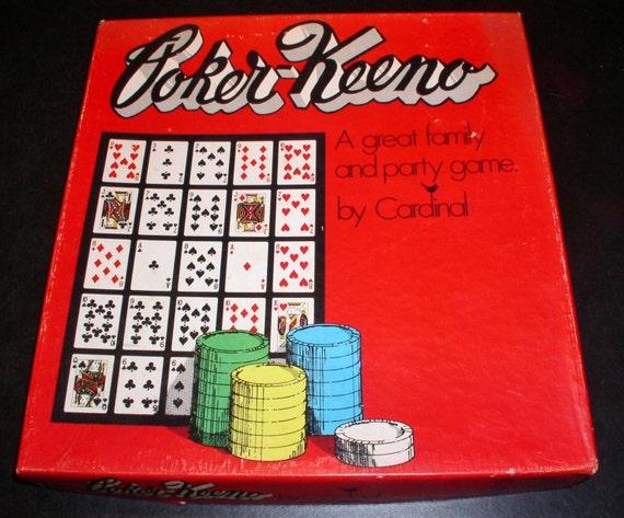 poker keno rules