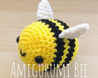 Bumble Bee Crocheted Amigurumi PDF Pattern Bundle | Etsy | 270x340