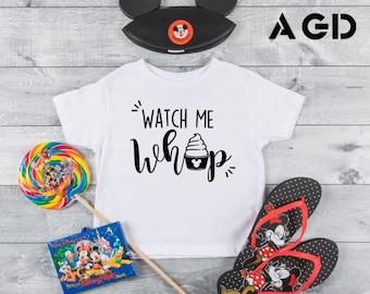 Watch Me Whip, Dole Whip, Kids, Toddler, Disney World, Disney Land, Magic Kingdom, Disney Snacks