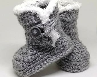 480a0e8215a Baby ugg boots | Etsy