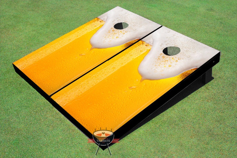 Custom Corn Hole Beer Cornhole Boards