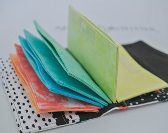Cash Envelope System Wallet