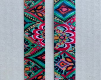 63d2278d696c Lilly Pulitzer Crown Jewels inspired grosgrain ribbon 7 8
