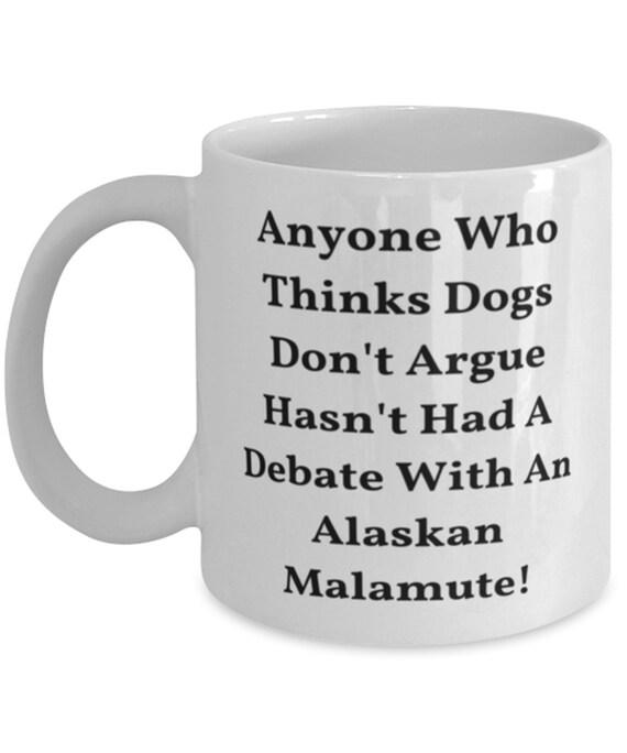 Alaskan Malamute Coffee Mug Etsy
