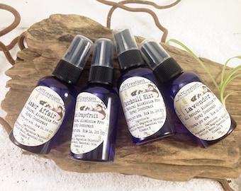 Deodorant Spray, All Natural Vegan Spray Deodorant, Aluminum Free Spray Deodorant, Mineral Spray Deodorant, 2oz