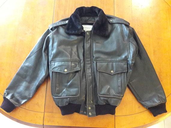Jacket Jacket Flight Jacket MAC DOUGLAS - True Lea