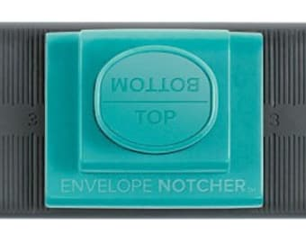 Envelope Notcher - We R Memory Keepers 713449