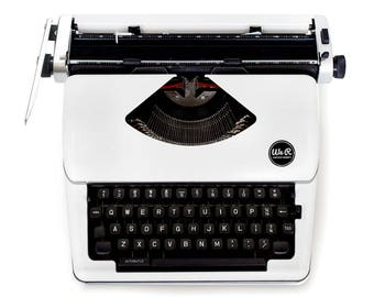 Typecast White Typewriter - We R Memory Keepers
