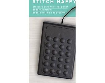Pressure Sensitive Foot Pedal - Stitch Happy 660395