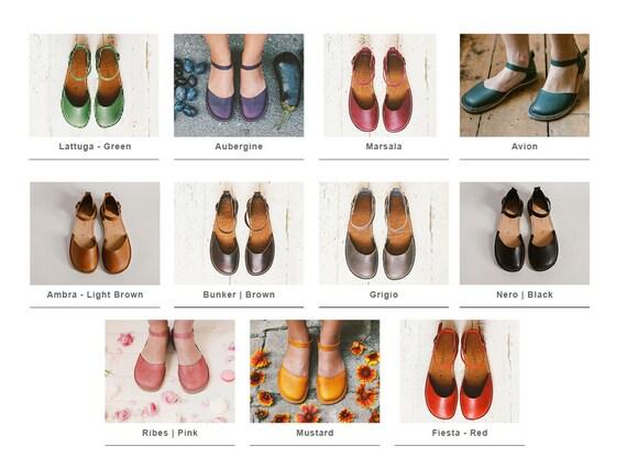 en Verdure chaussures chaussures cuir sandales d qEES7