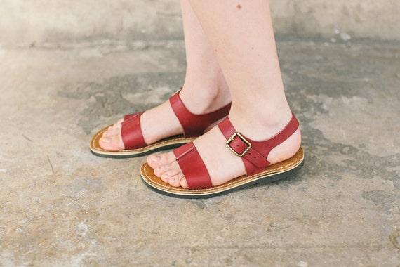 Handmade Summer Sandals Women Sandals Handmade Sandals Leather Sandal Leather Women Sandals Sandals Sandals Shoes Bordeaux Summer EwIqYRtE