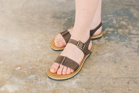 Leather Handmade Sandals Summer Leather Vintage Sandals Shoes Sandals Summer Sandals Brown Sandals Sandals Brown BwZPnx5qF