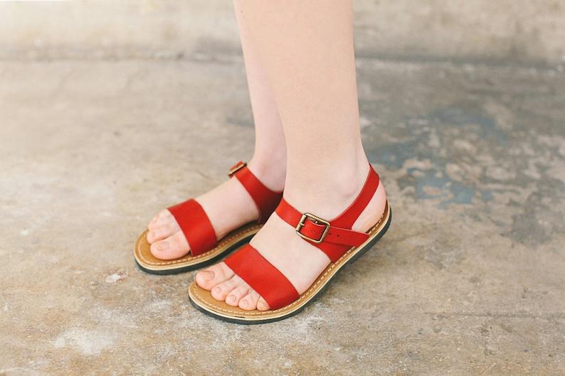 6cb10d1dba9d2 Marsala Leather Sandals, Summer Shoes, Leather Sandals, Women Sandals,  Handmade Sandals, Summer Sandals, Slides Sandals, Slides Sandals