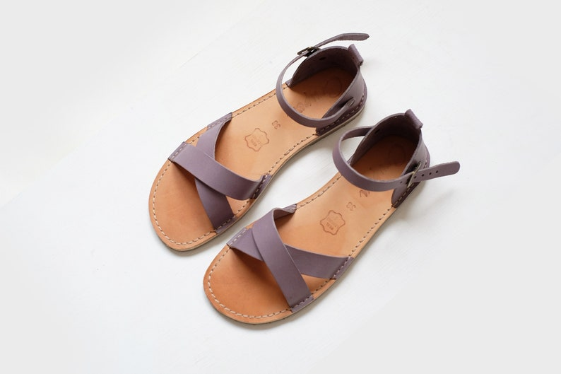 b2a99f214c58d Leather Sandals, Genuine Leather, Women Sandals, Summer Shoes, Open Toe  Sandals, Summer Sandals, Strappy Sandals