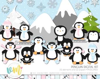 Penguin Digital Kit