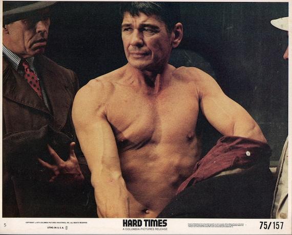 Charles Bronson Death Wish Classic BW Poster