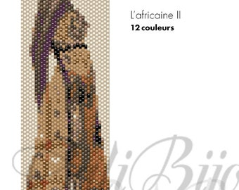 L'africaine 2 - PATTERN