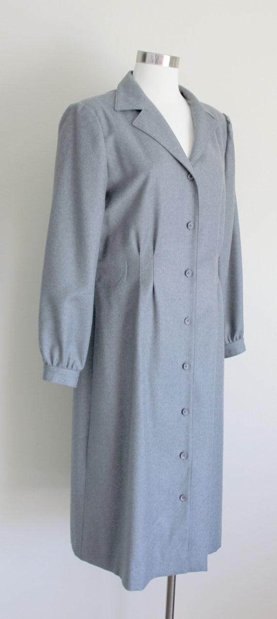 1970s Coat Dress | Princess Coat | Stanley Sherma… - image 3