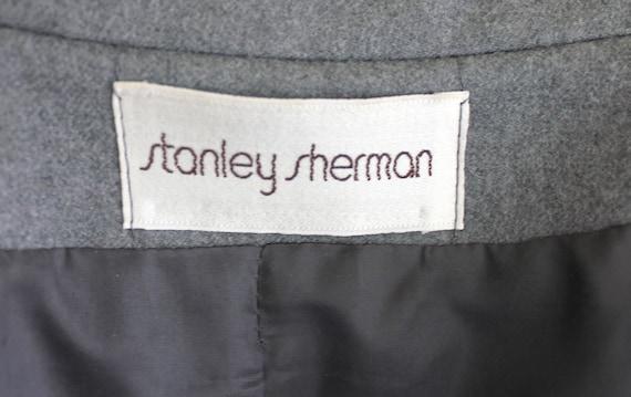 1970s Coat Dress | Princess Coat | Stanley Sherma… - image 5
