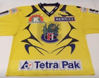 FRIBOURG-GOTTÉRON Swiss Ice Hockey Shirt Tzamo Jersey #91 KHOMUTOV, Eishockeytrikot Switzerland Nationalleague A,Extra Large, Андрей Хомутов