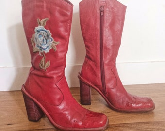5352243467 Women's Cowboy & Western Boots | Etsy AU