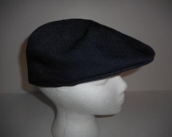 090db11ace8 Vintage Kangol Newsboy Cabbie Hat Cap