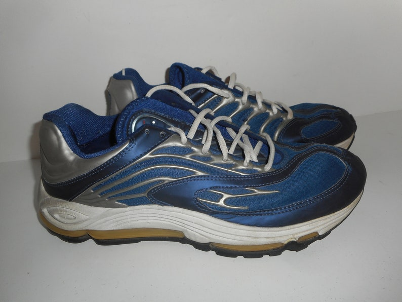 new arrival 4f3d6 19f5f Vintage 1999 Nike Air Tuned Deluxe Alpha Air Max TN Shoe Size 13 (990911)  (104189 461 00)