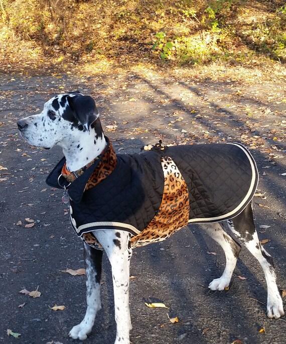 Mantel fur deutsche dogge
