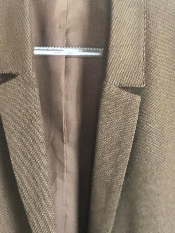 Vintage Gianni Versace wool blazer - image 8