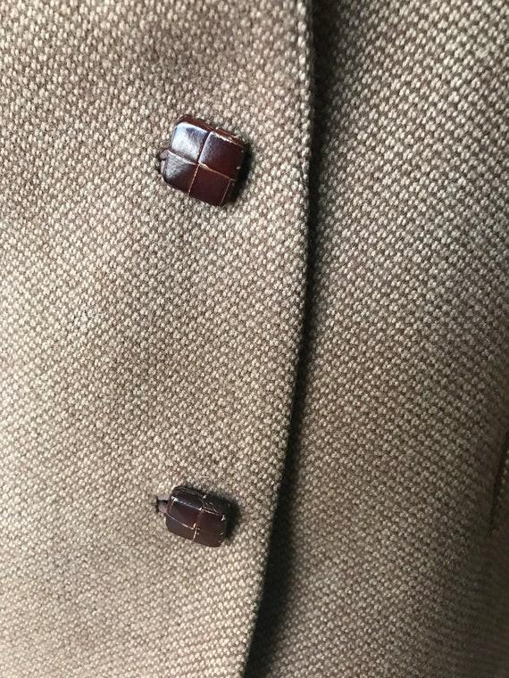 Vintage Gianni Versace wool blazer - image 9