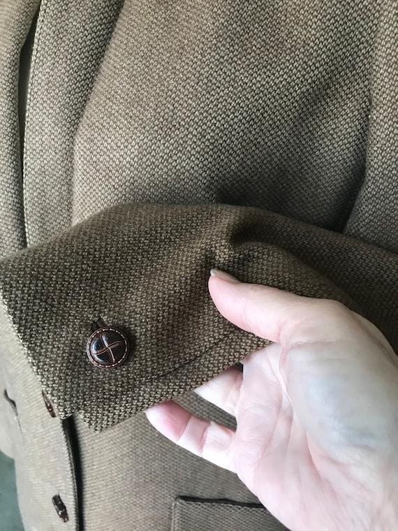 Vintage Gianni Versace wool blazer - image 4