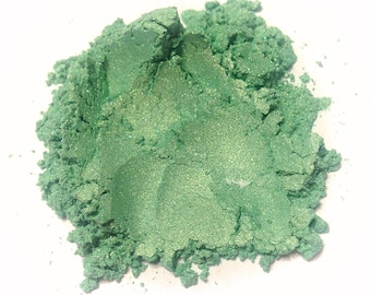 LIMELIGHT Pure Mineral Eye Color Shimmeral Shadow Green Mineral Makeup