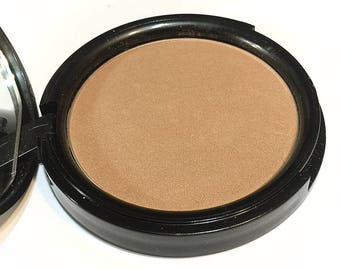 Organic Bronzer Face Color - Gluten Free Vegan Makeup - Multi-Tasking Botanical Plant Makeup