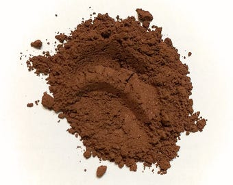 HAIR POWDER Medium Warm Brown Root Touch Up - Pure Mineral Natural Color
